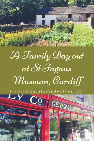 St Fagans Museum Cardiff