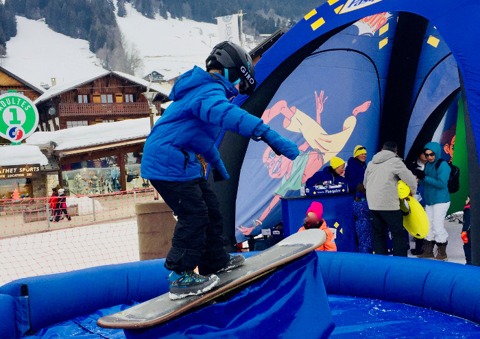 Les Gets Family Friendly Ski Resort 9