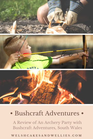 Bushcraft Adventures Archery Party