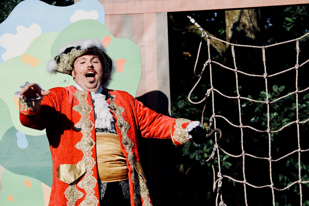 Immersion Theatre's Peter Pan Bryngarw Park - 11
