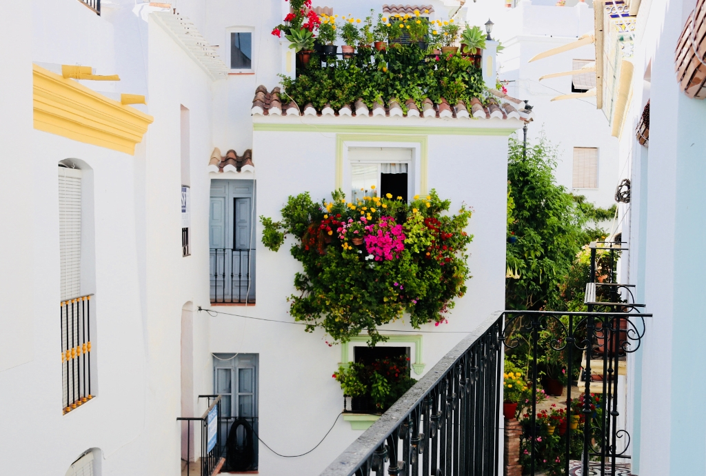 Competa-In-Spain-Town-House