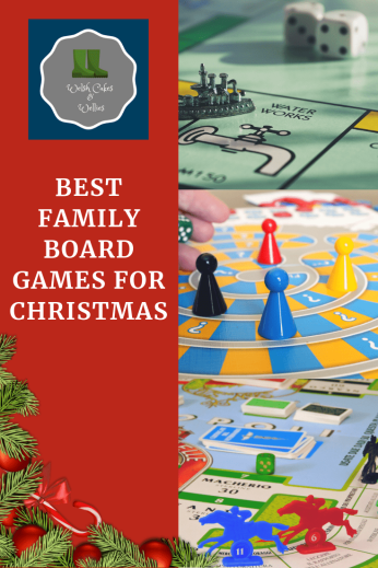 Family Board Games for Christmas 2018