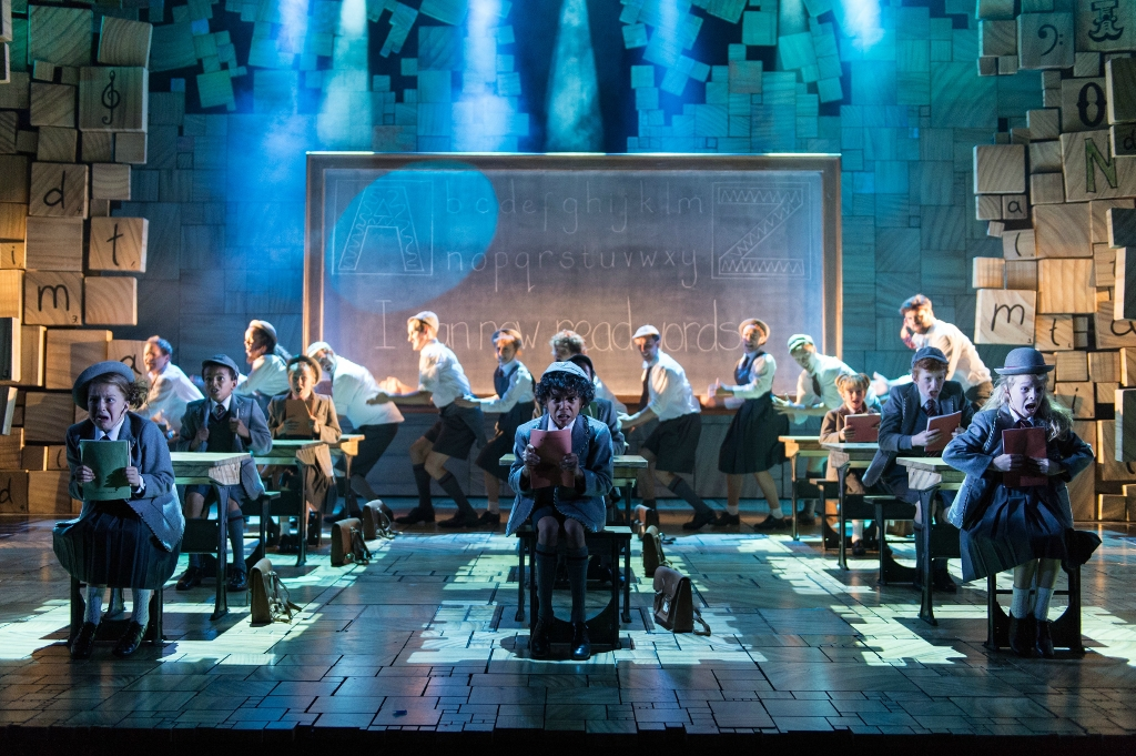 Matilda the Musical at the WMC