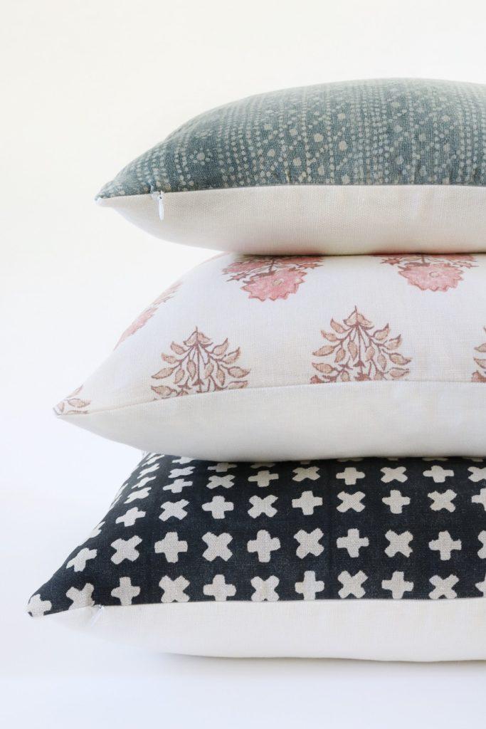 shop for designer throw pillows