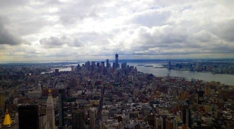 New York – Der Auftakt, die ersten drei Tage