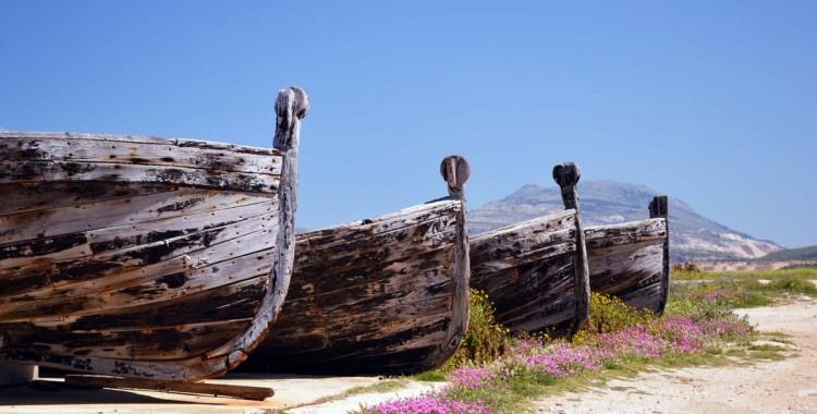 Schiffe Sizilien