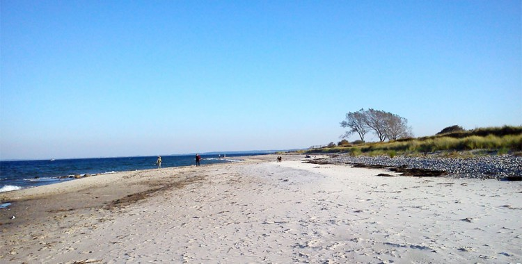 Sandstrand Hohwachter Bucht