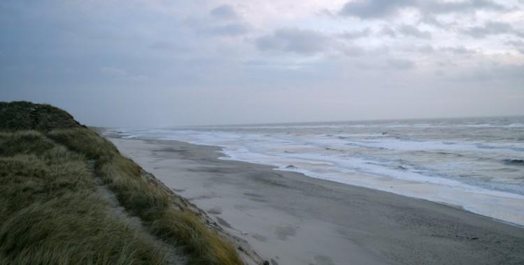 Nordsee Dänemark Strand