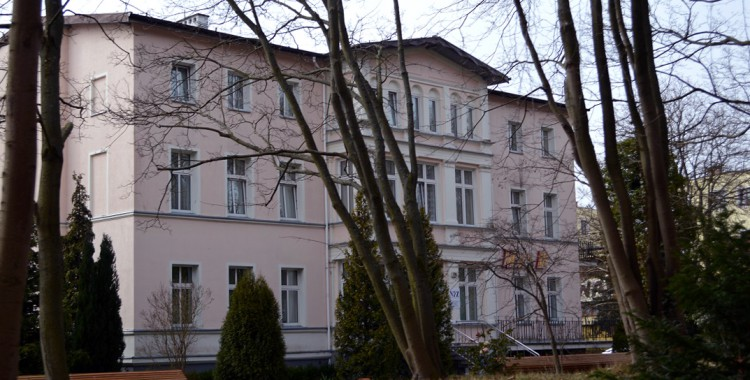 Bäderarchitektur Kolberg