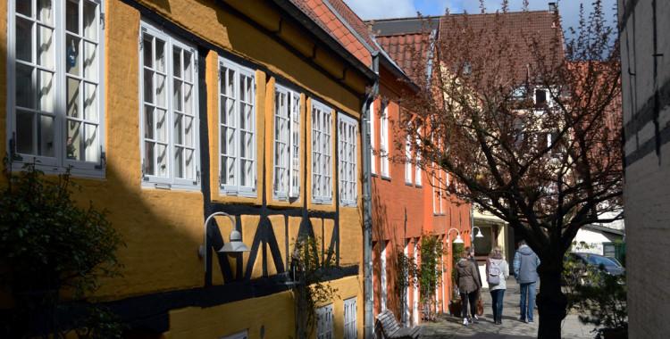 Flensburg Altstadt