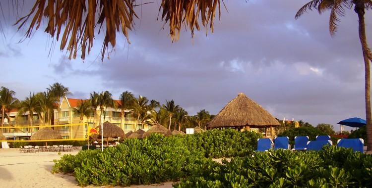 Hotelanlage Curacao
