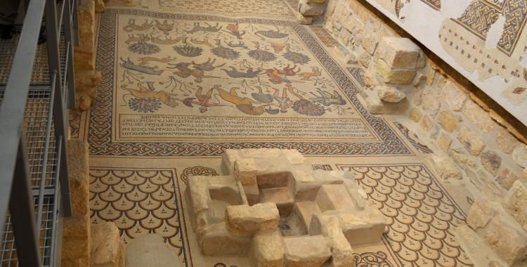 Mosaiken Mount Nebro