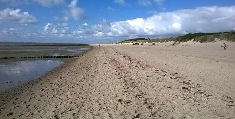 Strand bei Nieblum Föhr