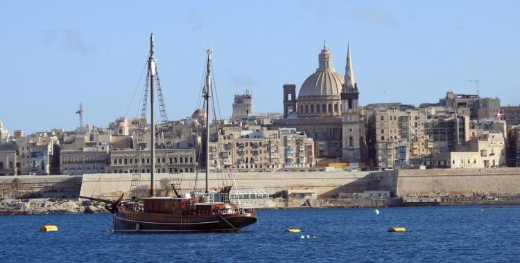 Ausflugsschiff Vallletta