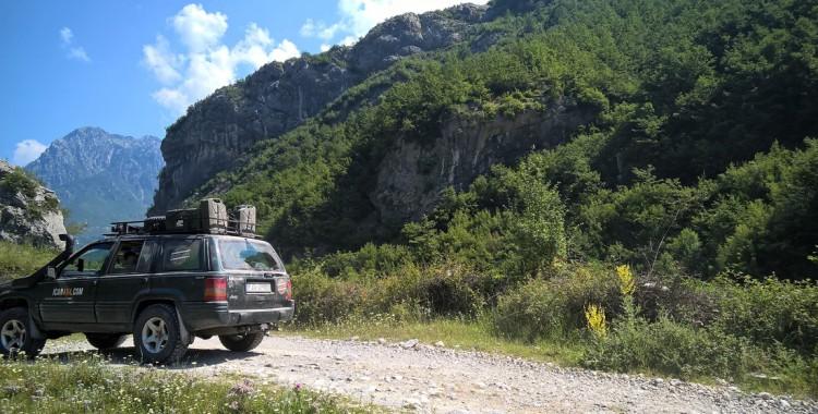 Off-road-Korsika