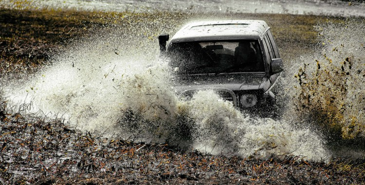Offroad-Jeep