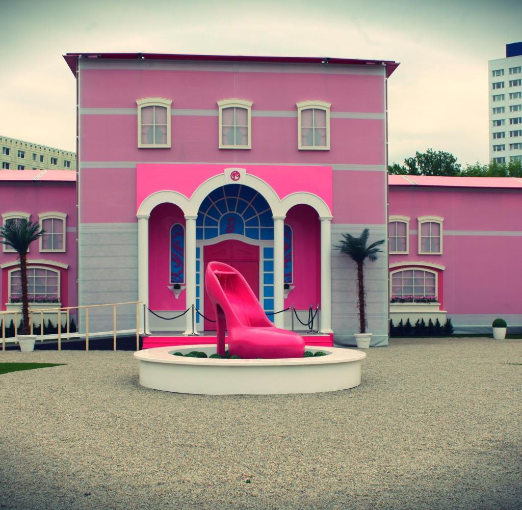Barbie-Dreamhouse: Wir müssen den rosaroten Albtraum aushalten