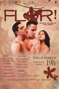 Espetáculo - Flor