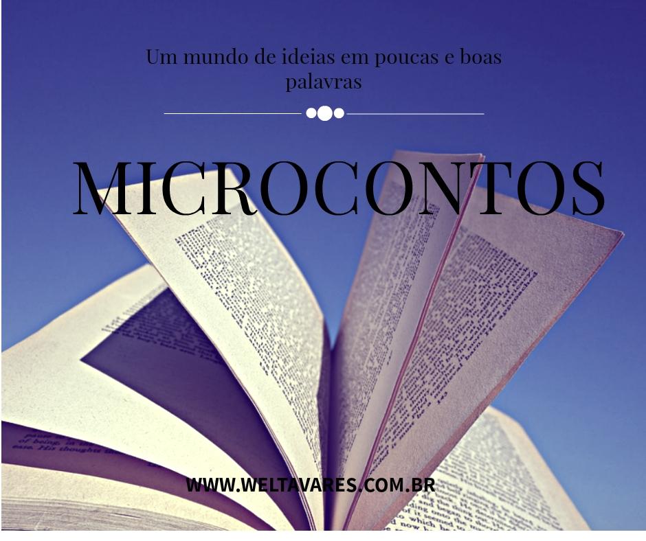 Microcontos - Wel Tavares