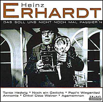 Heinz Erhardt Junglekey De Bilder 100