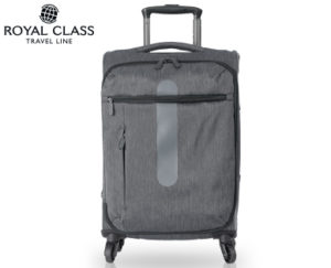 Royal Class Travel Line Ultraleichtes Trolley Reisekoffer Set Im