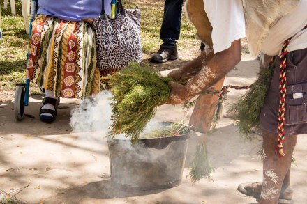 Aboriginal ceremony - 2