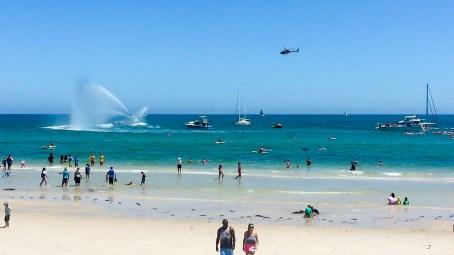 Tag am Meer auf Australisch
