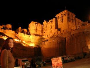Die Festung von Jaisalmer