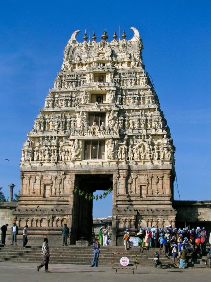 Chamundi Tempel