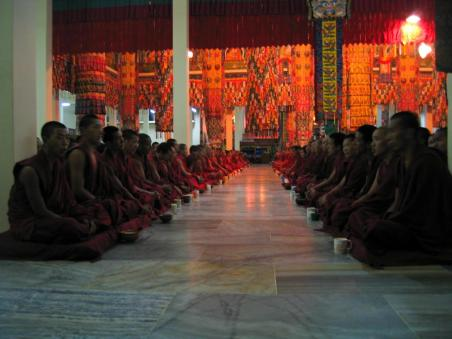 Gebetszeremonie