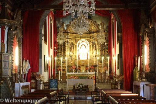 Kapelle von Las Nieves