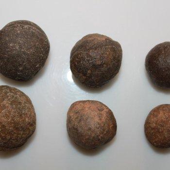 Moqui Marble Steinpaare für Heilung und Meditation
