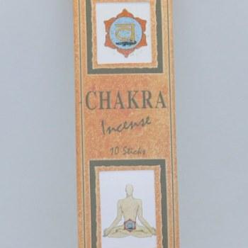 Fior D Oriente Chakra Räucherstäbchen
