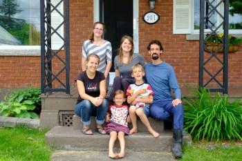 Caroline & ihre Familie