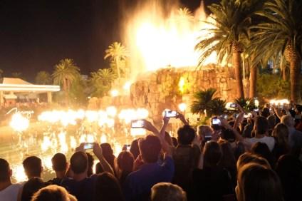 Las Vegas, Show, USA, Vulkan_DSCF5232_1024