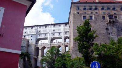 Schloss Krumau, Tschechien