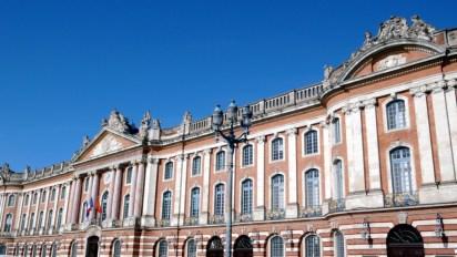 Le Capitole, Toulouse, France