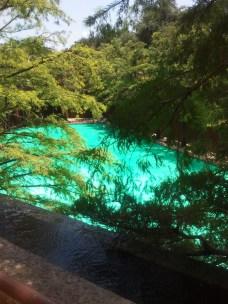 Ruhe-Pool (Schwimmen verboten!)