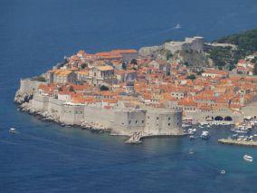 Das wohl meist geschossenste Foto von Dubrovnik