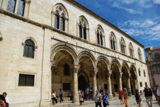 Dubrovnik hat eine faszinierende Altstadt...