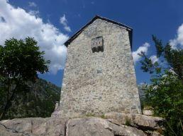 Der Wehrturm von Theth