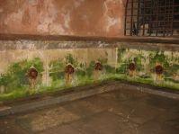 Der Waschbrunnen war früher eine öffentliche Wäscherei.
