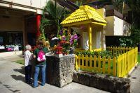 Chinatown - ein Gebetstempel