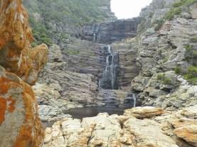Unser Ziel - der Wasserfall