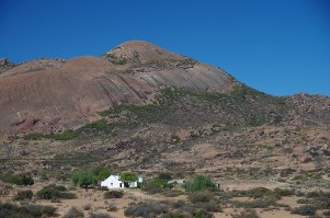 Landschaft in der Northern Cape Provinz