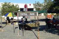 ... und das neue Keetmanshoop mit dem Central Park.