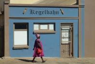 In Lüderitz erinnert noch Vieles an die deutsche Vergangenheit.