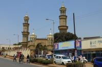 Die Stadt hat einige prächtige Moscheen...