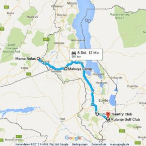 Statistik Malawi, Teil 1