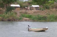 Fährmann hol über... am Kafue River